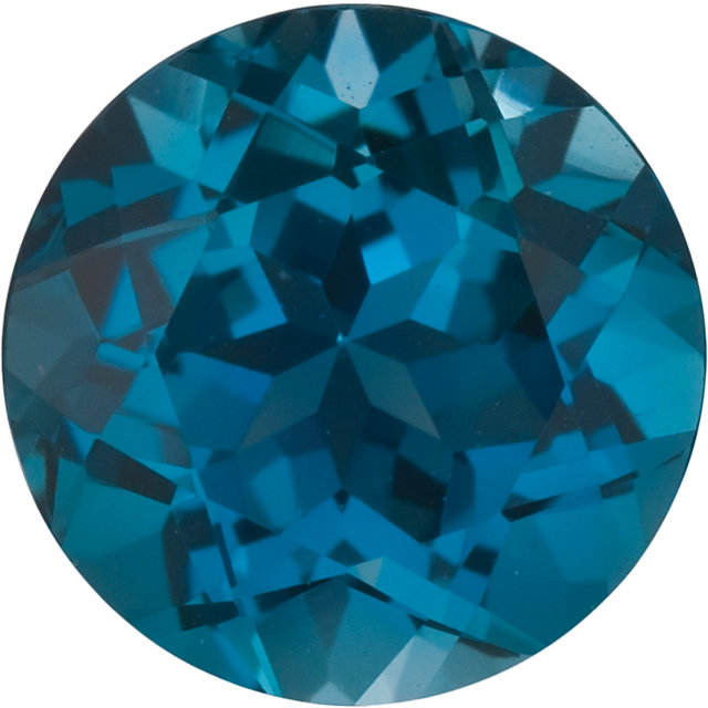 A Blue London Topaz December Birthstone