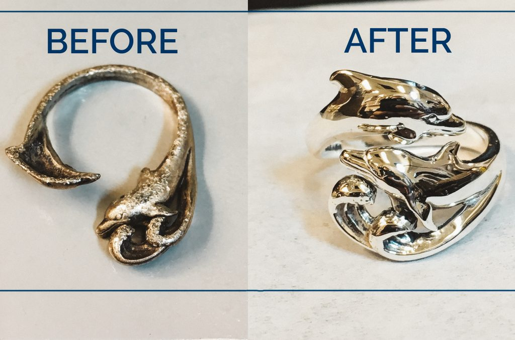 How To Bend Silver Into A Ring
